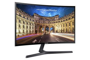 "Samsung 24"" CF390 curved"